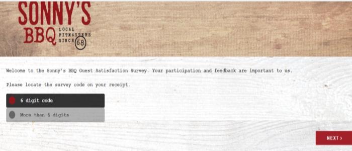 SonnysFeedback.com: Sonny's Customer Satisfaction Survey Get Offer Code